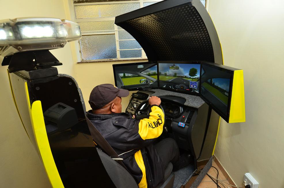 Driving-Simulator
