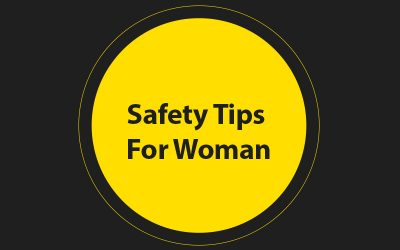 Safety Tips For Woman