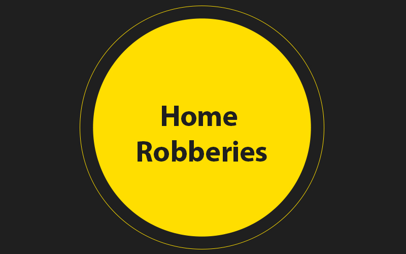 Home Robberies – Research Findings