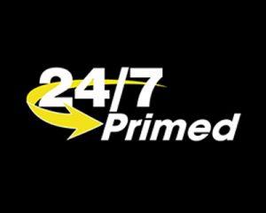 24/7 Primed logo
