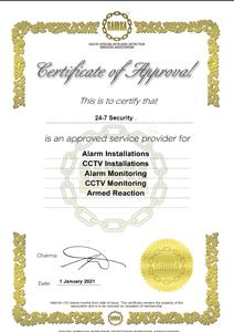 SAIDSA Certification